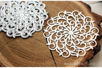 Agiart: Doily #2 -stanssi