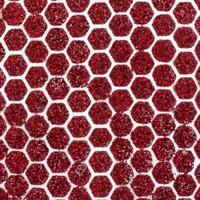 Cosmic Shimmer Ultra Sparkle Paste:  Apple Red 50 ml