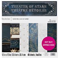 Recollections: Theater of Stars  12x12 - paperilehtiö