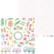 P13: Summer Vibes 12x12 - paperikokoelma