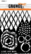 Studio Light: Grunge Collection #19 A5 -sabluuna