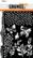 Studio Light: Grunge Collection #18 A5 -sabluuna