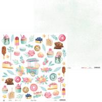 P13: Sugar and Spice 12x12 - paperikokoelma