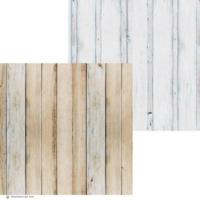 P13: Creative Pad - Wood 12x12 - paperikokoelma