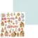P13: Creative Pad - Cozy Winter/Sugar and Spice  12x12 - paperikokoelma