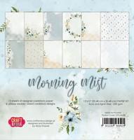 Craft & You Design: Morning Mist 12x12 - paperikokoelma