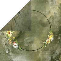 Craft & You Design: Blossom Meadow 12x12 - paperikokoelma