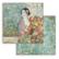 Stamperia: Atelier Des Arts 12 x 12 paperikokoelma