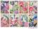 Decorer: In My Garden - minipaperisetti