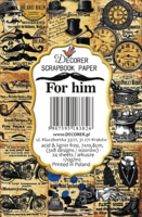 Decorer: For Him - minipaperisetti