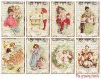 Decorer: The Growing Family - minipaperisetti