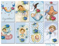 Decorer: Baby Boy - minipaperisetti