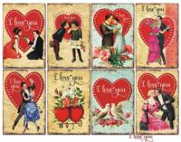 Decorer: I Love You  - minipaperisetti