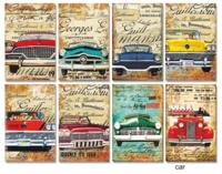 Decorer: Car  - minipaperisetti
