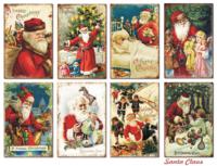 Decorer: Santa Claus - minipaperisetti