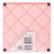 VC: Score Easy Scoring Board 12x12 Rose - nuuttauslauta senttimitoituksella