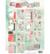 Studio Light: Project Book Planner Pages Roses Essentials   - kortintekokirja