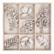 Wooden Shapes: Twigs - puukoristeet