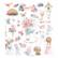 DP Craft Glitter Stickers : Marisella & Me   -tarra-arkki