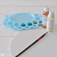 DP Craft : Palette Blue - väripaletti