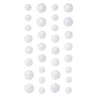 DP Craft Adhesive Stones  :  Snowflakes