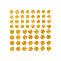 DP Craft Adhesive Glitter Stones : Gold