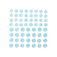 DP Craft Adhesive Glitter Stones : Baby Blue