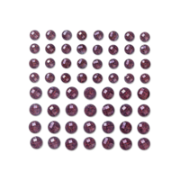 DP Craft Adhesive Glitter Stones :  Anthracite