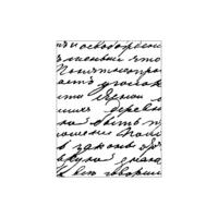 DP Craft Embossing Folder: Words - kohokuviointikansio