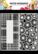 Dutch Doobadoo: Slimline Circles  21x21 cm -sabluuna