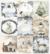 Studio Light DIY Block : Winter Wonderland #11 - askartelulehtiö