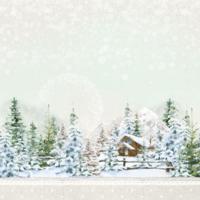 Lemoncraft: Natural Christmas 12x12 - paperikokoelma