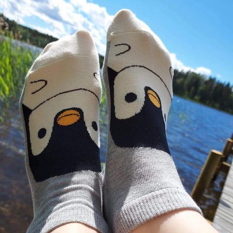 Hauskat sukat - Pullea Pingu