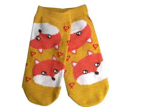 Kettusukat Love Fox
