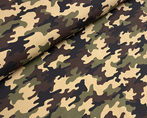 Camouflage, joustocollege