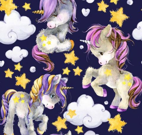 Cute ponies, trikoo