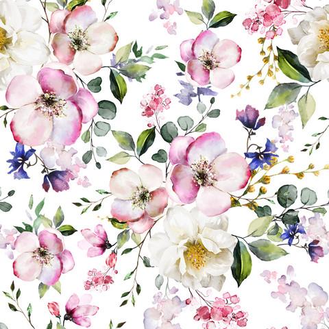 Wild flowers, trikoo