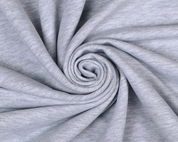 Joustocollege, meleerattu vaalea harmaa *Käyttöleveys 180 cm*
