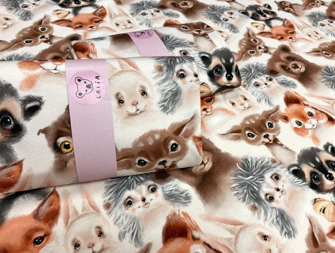 Cute animals, nude, trikoo