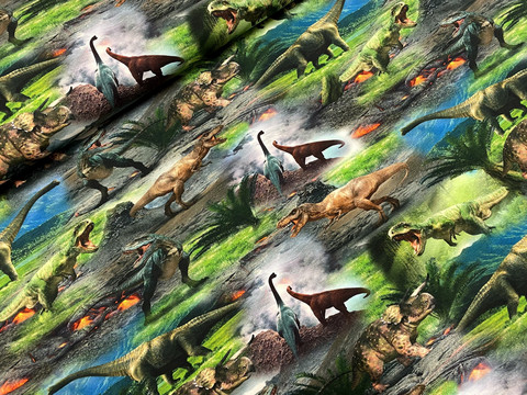 Dinosaurukset, trikoo
