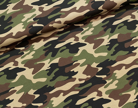 Camouflage, trikoo