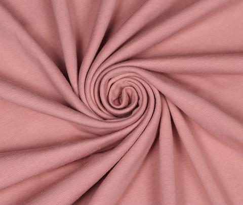 Trikoo, murrettu roosa *Käyttöleveys n. 180 cm*