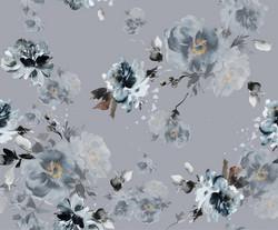 Misty midsummer flowers, trikoo