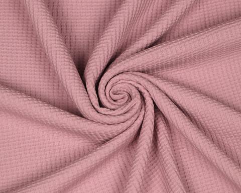 Vohvelitrikoo, vanha roosa