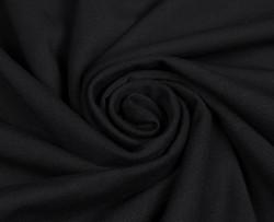Harjattu joustocollege, musta *Käyttöleveys n. 180 cm*