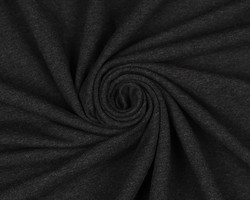 Trikoo, meleerattu tummanharmaa