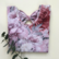 Watercolor peonies, puuteriroosa, trikoo
