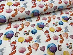 Ilmapalloretki/Balloon trip, trikoo
