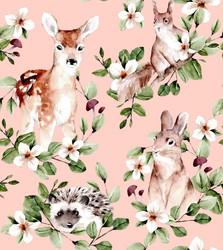 Sweet animals, rose, verkkari