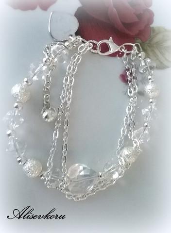 2990 Alise Design - Kristalli käsikoru